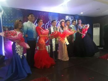 Mr. and Ms. Press Freedom candidates. (Photo by Laureen M. Ynot)
