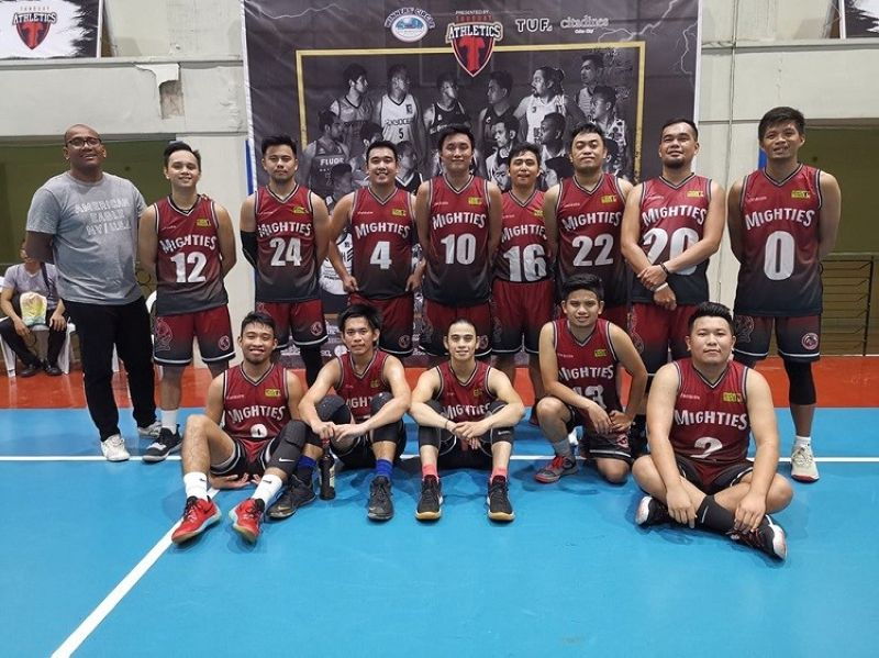 The Tech Mahindra Mighties annihilated CTC-BPO by 64 points, 99-35, in the CSCC E-Leagues for Basketball. (Contributed photo)