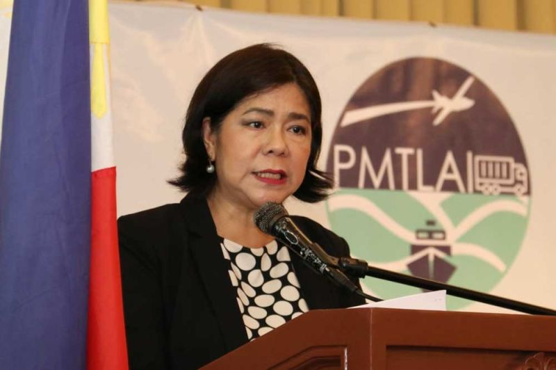 STRONGER AS ONE. Philippine Multimodal Transport and Logistics Association Inc. president Marilyn Alberto says they want to boost the competi-tiveness of the country's transport and logistics industry through world-class services and professio-nal excellence. (SUNSTAR FOTO / AMPER CAMPAÑA)