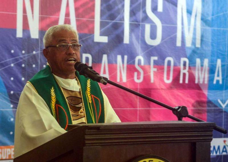 Fr. Robert Ebisa, SVD