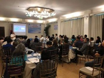 The first Provincial Poverty Reduction, Livelihood and Employment Cluster meeting led by its chair Technical Education and Skills Development Authority in Negros Occidental at the Nature's Village Resort in Talisay City recently. (Contributed photo)
