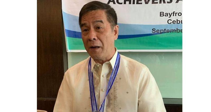 Department of Agriculture (DA)-7 Regional Executive Director Atty. Salvador Diputado (File photo)