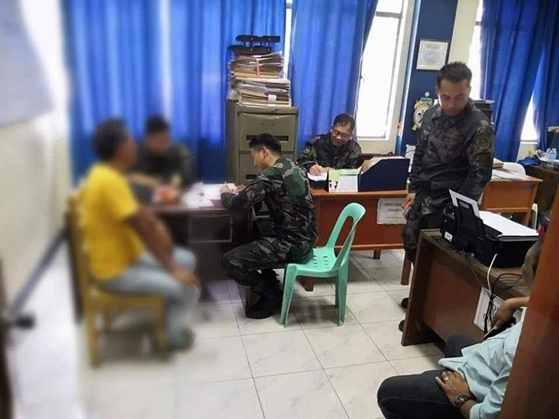 DAVAO. The remaining 32 heinous crime convicts who were released due to the good conduct time allowance (GCTA) law are given until today to surrender to the police. (Photo by DCPO)