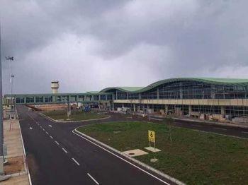 Photo from Panglao Bohol International Airport Facebook