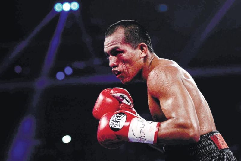 COMEBACK FIGHT. Milan Melindo will make his comeback fight in Japan next month. He will be up against  Japan's rising fighter and unbeaten Junto Nakatani. (SunStar file)