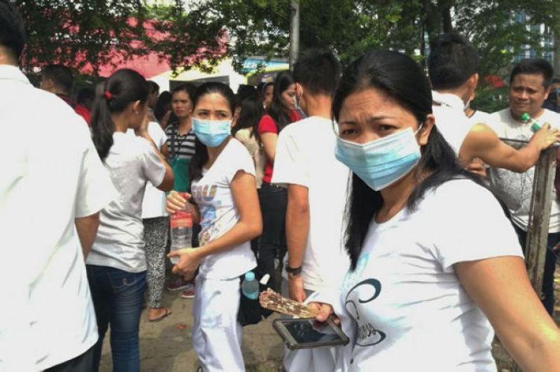 Haze reaches 'unhealthy' levels