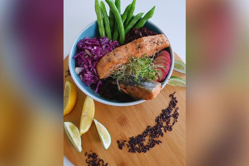 Salmon Bowl (Contributed photo)