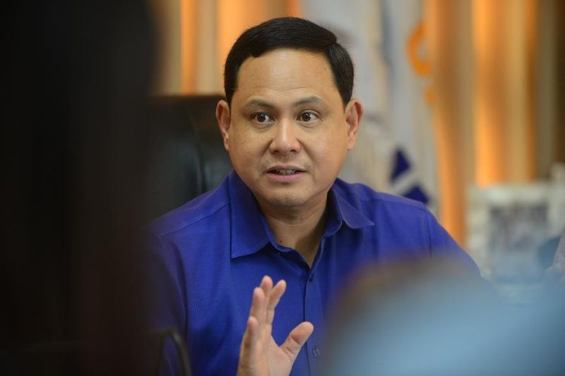 ILOILO. Governor Arthur Defensor Jr. issued an Executive Order 159 Thursday, September 19, 2019, banned the entry of swine, pork, pork products and by-products from areas affected by African Swine Fever. (Leo Solinap))