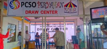 BACOLOD. Members of PCSO Inspection Team arrive in Murcia Thursday, September 19, 2019, for the re-opening or Peryahan Ng Bayan. (Teresa D. Ellera)
