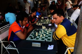 ILIGAN. The Metro Iligan Chess Club will host the cash-rich fiesta chess event on September 21-22 at the Robinsons Place, Iligan City. (Supplied Photo)