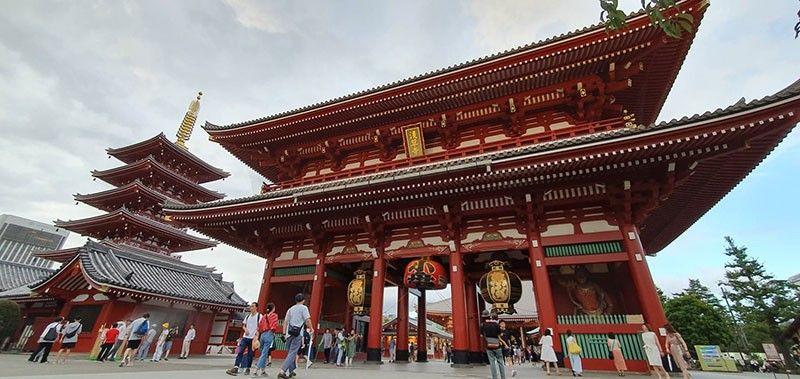 Azakusa Temple, GUNDAM ROBOT, MT. FUJI, OLDEST CITY ASAKUSA, RICKSHAW RIDERS, TOKYO SKYTREE, Tokyo, YOKOHAMA NIGHT SCENE  (Photo by Chris T. Navarro)