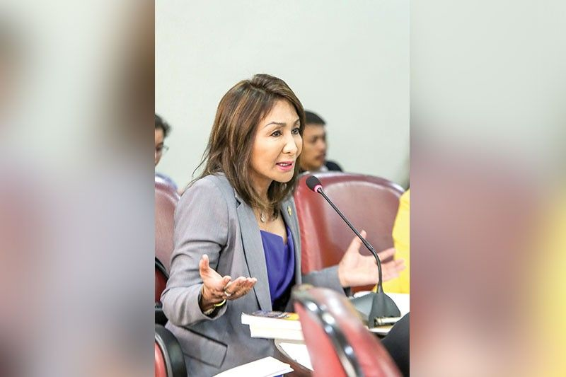 Gov. Gwendolyn Garcia (SunStar File Photo)