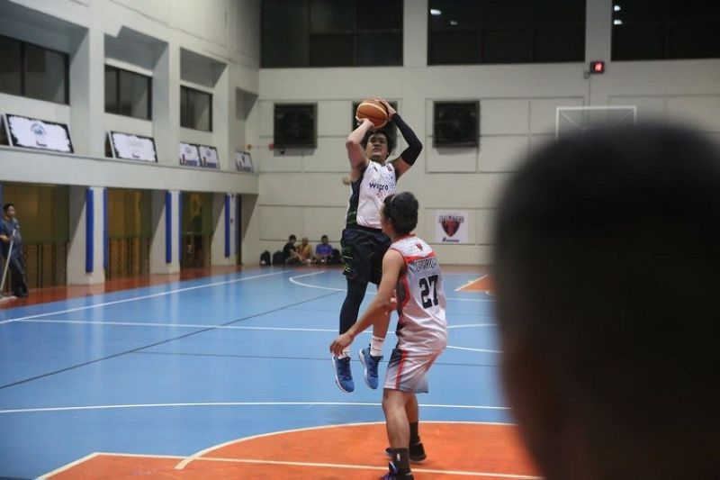 Jam Ferraren led the Wipro Tigers with an all-around performance in their huge win over Concentrix. (Contributed photo)
