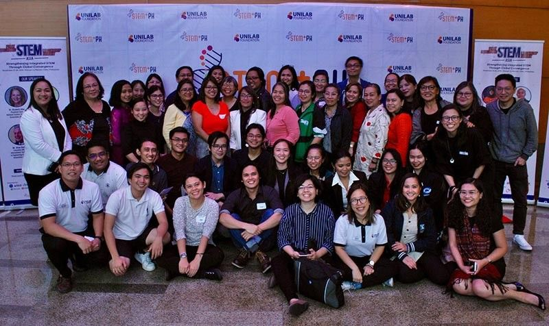 "Journalists and science communicators gathered for the ""Making Stem Matter"" Media Workshop on September 12, 2019 in Pasig. The forum underscored the importance to properly communicating STEM to entice more youth to take up the track in senior high school. (Probe Media Foundation photo)"