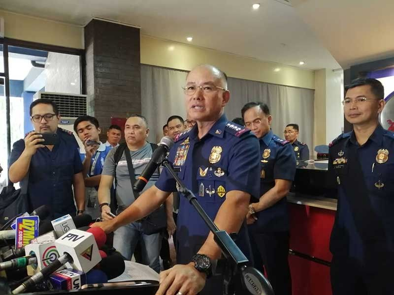 MANILA. Philippine National Police Chief Oscar Albayalde said in a press conference on September 23, 2019 that the insinuation that he is involved in recycling of illegal drugs is a