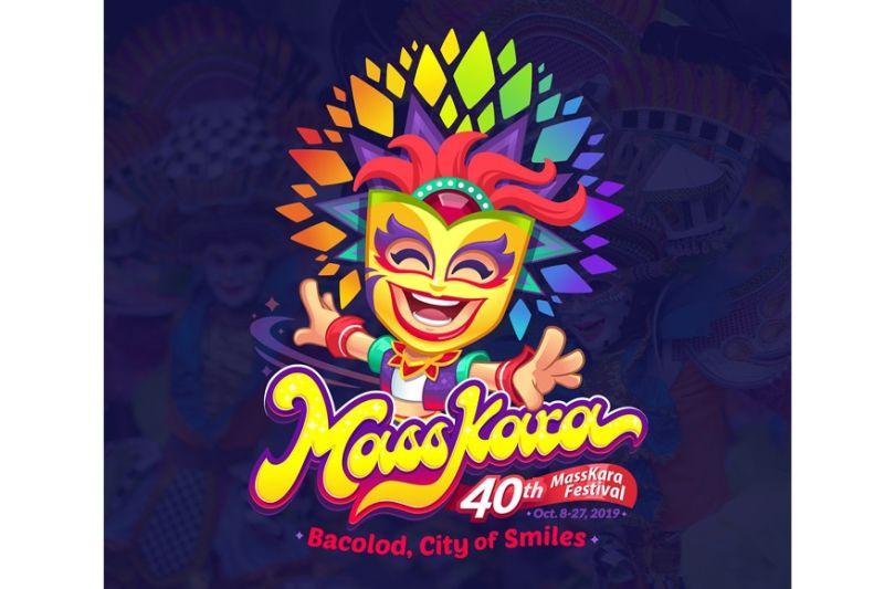 Logo grabbed from MassKara Festival's FaceBook