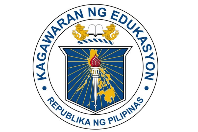 Logo grabbed from DepEd's Facebook page