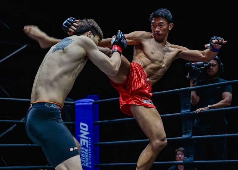 BAGUIO. Jerry Olsim will try to secure a six digit contract with One Championship after another Rich Franklin's ONE Warrior Series call–up. (OWS photo)