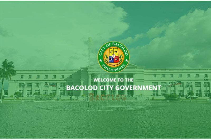 Image grabbed from Bacolod City government website