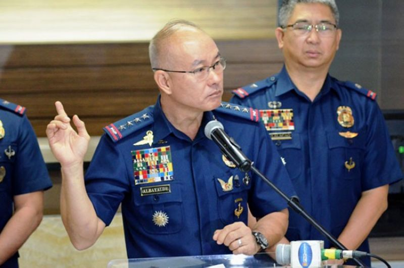 MANILA. Philippine National Police chief Oscar Albayalde (SunStar File)