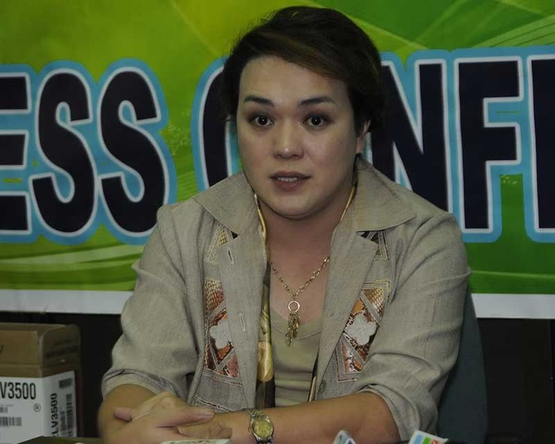 Mandaue City Treasurer Regal Oliva (SunStar File Photo/Allan Cuizon)