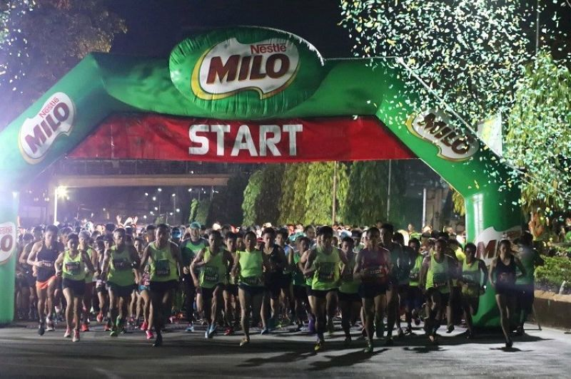 CEBU. Twenty-four thousand runners hit the roads of Cebu City in the 42nd Milo Marathon Regional Leg on Sunday, September 29, 2019, the third-largest edition in recent memory. (Photos by Amper Campaña)