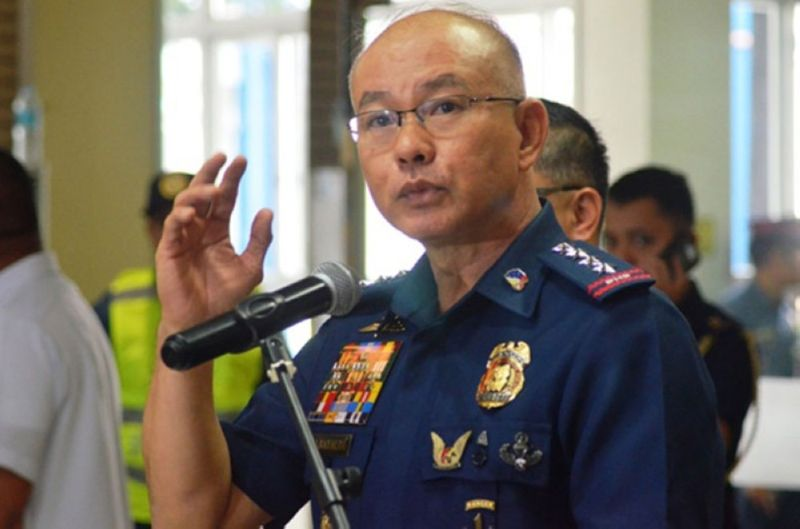 Philippine National Police Chief Oscar Albayalde. (SunStar File)