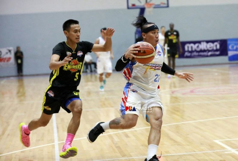 From castoff to MVP favorite, Cebuano Eloy Poligrates has truly rejuvenated his career and bid for a return to the PBA.(Courtesy of the PBA D-League)
