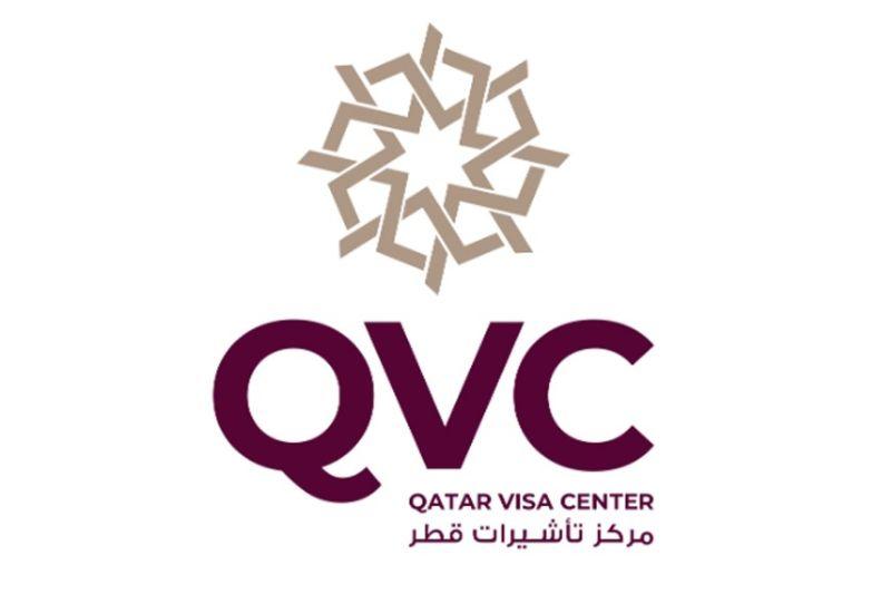Logo grabbed from Qatar Visa Center's Facebook page
