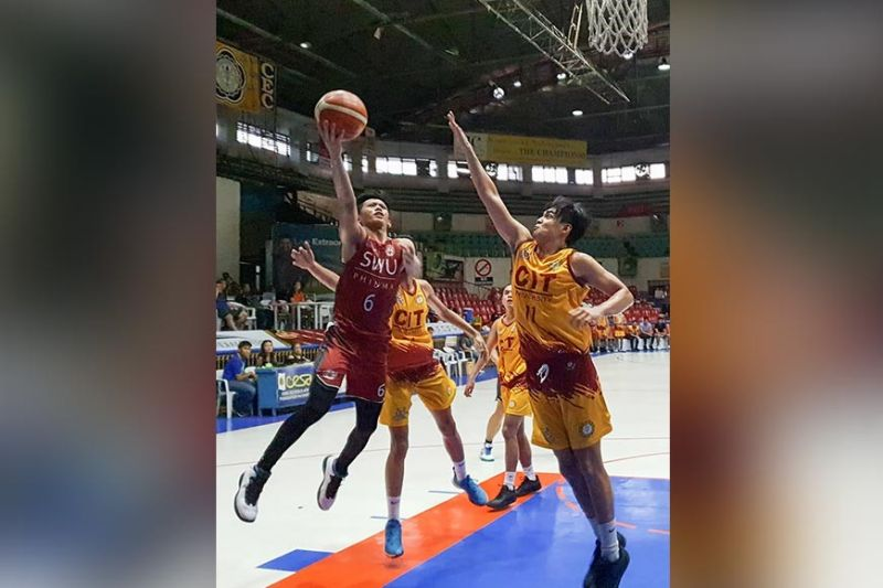 SCORING LOAD. Southwestern University-Phinma guard Shaquille Imperial is expected to step up if the Cobras are to snap a two-game losing streak. (SunStar photo / Arni Aclao)
