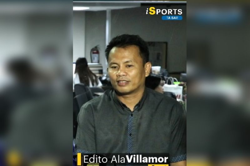 Editor Villamor