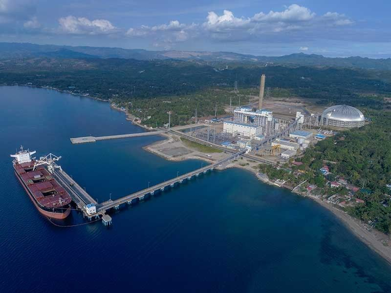CEBU. By end-2019, AboitizPower's capacity is set to grow to a total of about 3,459.4 MW with TVI baseload power plant in Toledo City, Cebu (above) and GNPower Dinginin Plant Unit 1 in Mariveles, Bataan. (Contributed Photo)