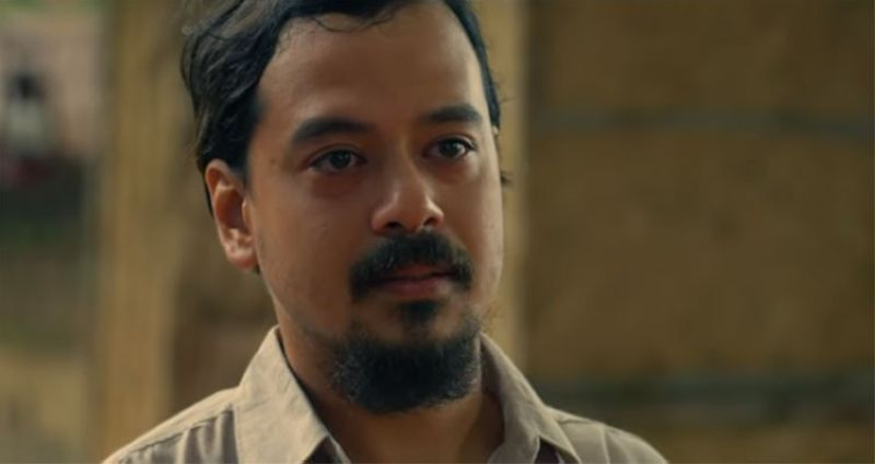 Actor John Lloyd Cruz in