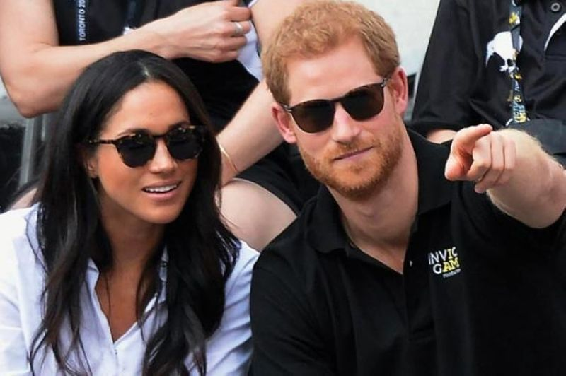 Megan Markle and Prince Harry (File photo)