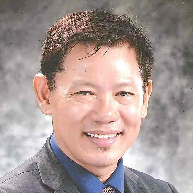 Cebu City Councilor Eugenio Gabuya Jr. (File photo)