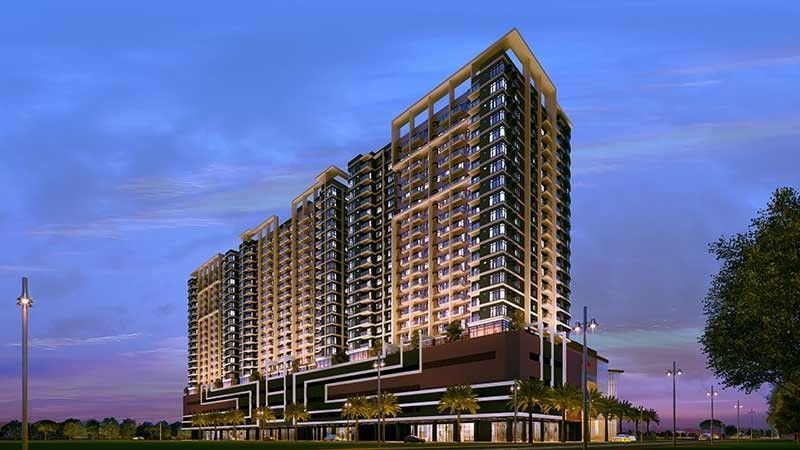 COMPLETE OFFERING. Projects inside the Robinsons Galleria Complex are designed to provide a complete experience to people who want to find all they're looking for in one place. In the photo is the artist's perspective of the Galleria Residences that will have a total of 927 units. (Contributed Photo)
