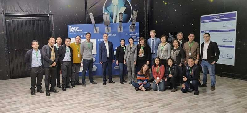 BUSINESS OPPORTUNITY: Trade missions pave the way for business owners to create business linkages with their counter-parts in other countries. Thir-teen members of the Mandaue Chamber of Commerce and Industry joined President Rodrigo Duterte's trip to Russia. (Contributed Photo)