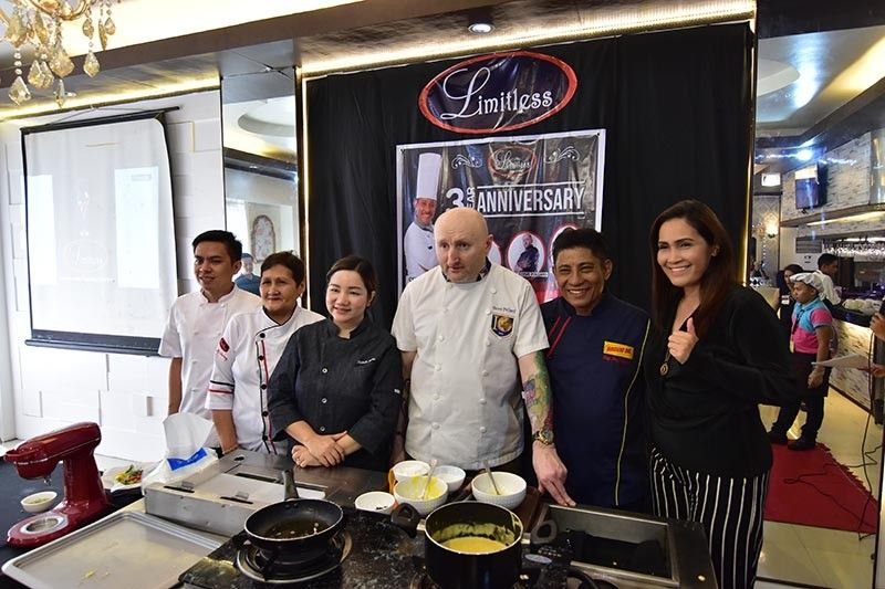 Limitless Event and Catering Services marked its third year with Cook with the Chefs, a cooking seminar bannered by Limitless Chef consultant and Celebrity Chef Idol Sa Kusina Chef Pablo