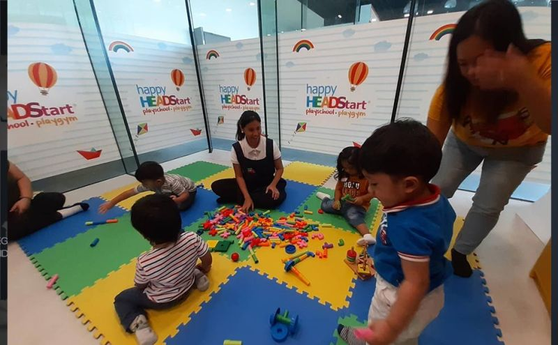 Aimed at helping every child to learn and develop socially by integrating fun activities, the Happy Headstart Playschool and Playgym recently had their soft opening in Clark Global City, Clark Freeport Zone. (Contributed photo)