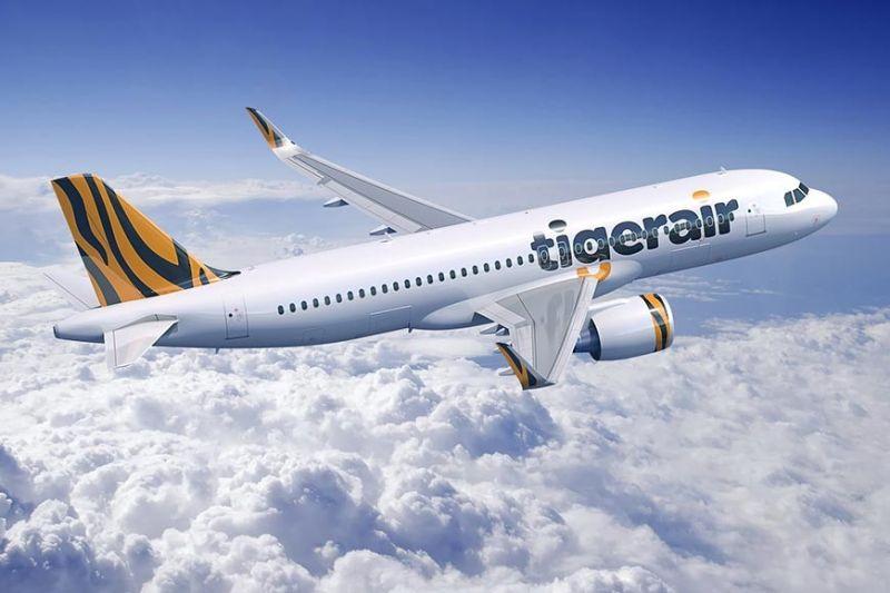 Tigerair Taiwan. (Photo by Airbus)