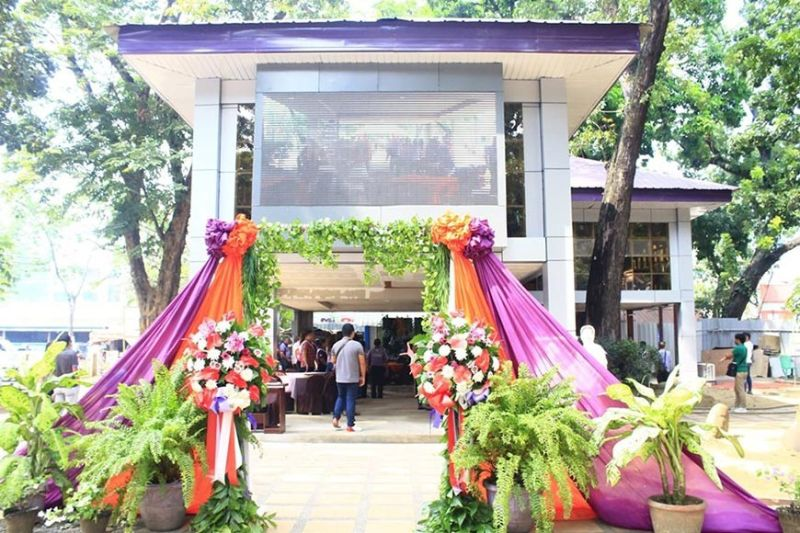 CAGAYAN DE ORO. The Provincial Government of Misamis Oriental inaugurated and blessed the new tourism building in front of the Capitol as the Tourism Week kicks off last September 16. (SunStar File)