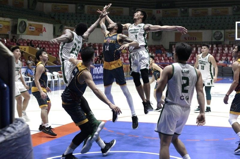 The USPF Panthers will try to break a two-game slump when they battle the USC Warriors on Thursday. (Photo courtesy of Cesafi Media Bureau)