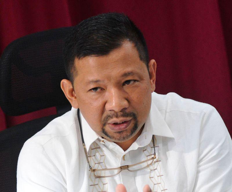 CEBU. LTO-Central Visayas Director Victor Emmanuel Caindec. (File photo)