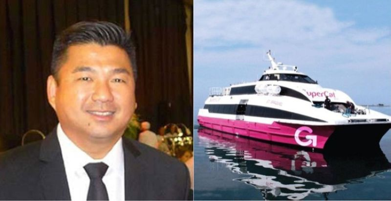 CEBU. Chelsea Logistics and Infrastructure Holdings Corp. now owns SuperCat Fast Ferry Corp. after it bought 100 percent of the Cebu-based shipping company from 2GO Group. Tycoon Dennis Uy sits as chairman of both Chelsea and 2GO. (File Photos)