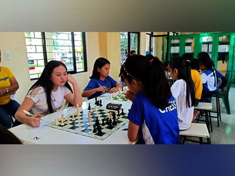 Youth chess rivalries will enliven anew the 2nd Floor of Limketkai Mall, Cagayan de Oro City on Saturday, Oct. 12. (Lynde Salgados)