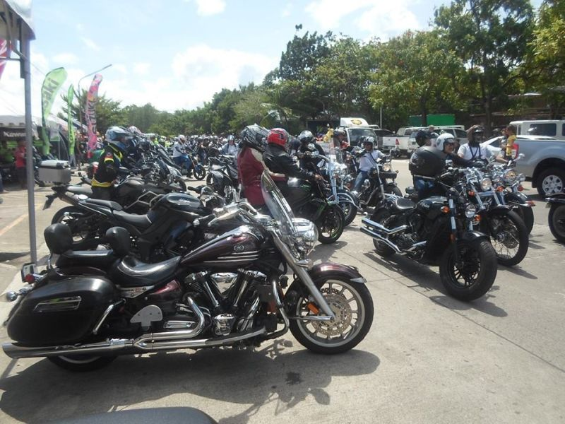BACOLOD. More than 800 motorcycle riders are expected to join the annual MassKara & 58th Visayas Unity Ride tomorrow, which kicks off at the Market Place, New Government Center, Bacolod City. (PR)