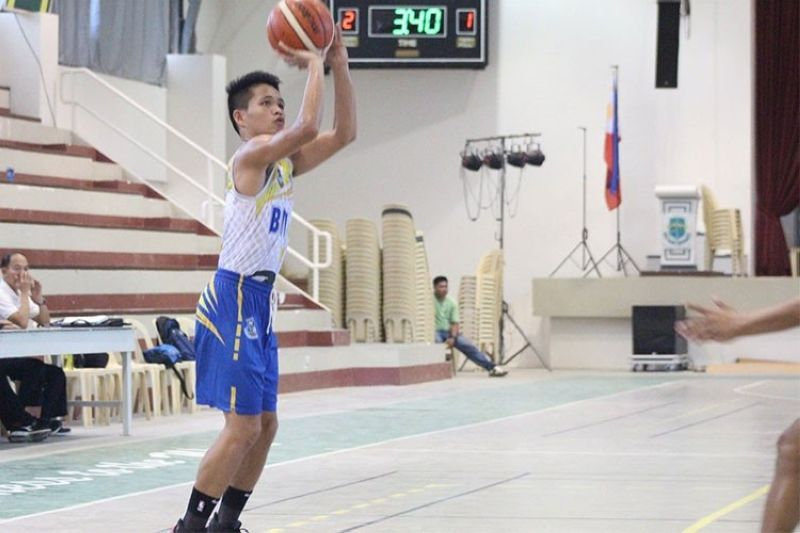 BIT dumps UB to win in BSAA seniors division