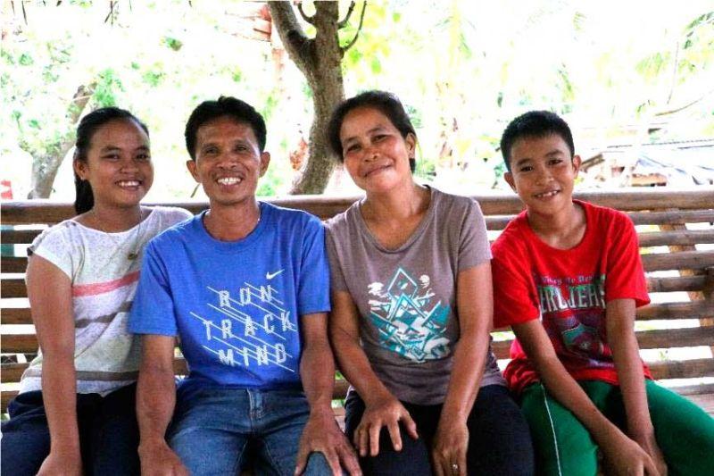 THE ELARDO FAMILY