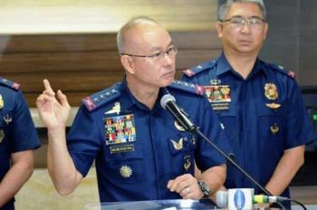 MANILA. Philippine National Police Chief Oscar Albayalde. (SunStar File)