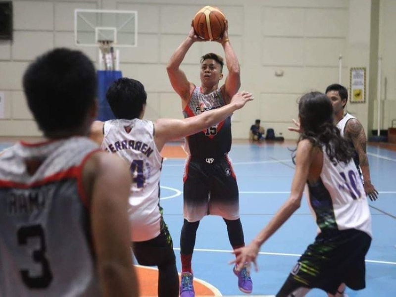 Fusion BPO's Nino Belande almost had another triple-double in their win over Teleperformance last Sunday, October 13, 2019, in the E-Leagues. (Contributed foto)